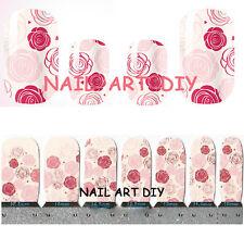 Smalto Adesivo in Patch-Nail Patch Art per PRIMAVERA -14 adesivi a confezione!!!