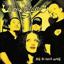 All Is Not Well by Tura Satana (CD, May-2002, Noise (USA)) New Sealed SS Unopen