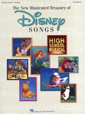 Huge Book Of DISNEY SONGS For Piano Vocals & Guitar PVG Sheet Music - 272 PAGES!