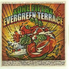 CD album ON FIFTH vs EVERGREEN TERRACE - PUNK xone fifthx