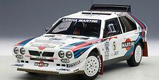AUTOART 1986 LANCIA DELTA S4 MARTINI RALLY WINNER ARGENTINA  #5 1:18*New Stock!