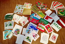 464 Christmas Gift Tags Etc Mostly Vintage UNUSED Huge Lot