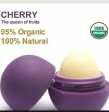 EOS Evolution Of Smooth Lip Balm CHERRY flavor Brand new Sealed
