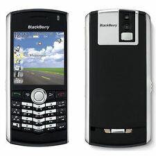 BRAND NEW BLACKBERRY PEARL 8100 UNLOCKED - BLACK - WARRANTY