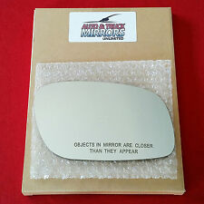 NEW Mirror Glass 1998-2011 LINCOLN TOWN CAR Passenger Right Side RH