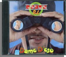 Ruben D.J. - Dame D'eso - New 1994 Spanish CD!