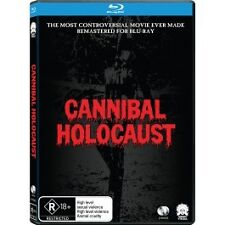 Cannibal Holocaust Special Edition 2Disc Bluray Cult Horror Ruggero Deodato