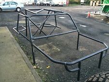 Landrover Discovery Tray Back Roll Cage