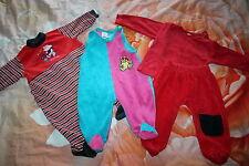 C&A BOU BOU Baby Bekleidung Shirt Strampler Krabbelhose 4-tlg.Set Gr.68 Mädchen