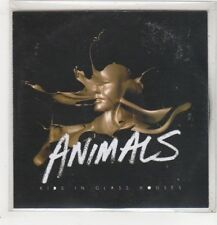 (GD38) Kids In Glass Houses, Animals - 2011 DJ CD