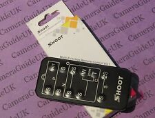 Multi-Function Wireless IR Remote Control For Olympus E1, E10, E20, E100RS, E330