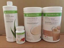 New! Herbalife Formula 1 Shake mix, Protein, Ready Aloe, and Tea