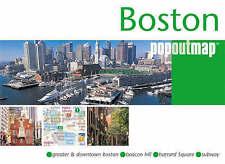 Boston (Biglietti Mappa), COMPASS Maps, 1845876067, NUOVO LIBRO