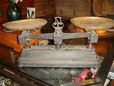Antike Waage Krämer KEIN Nachguss 100% Original bis 5 Kg 1kg Gewicht 500Gramm
