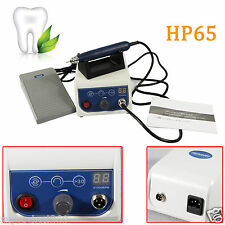 Dental Lab Micromotor Marathon Brushless 50K RPM Handpiece Senseless HP65-Super