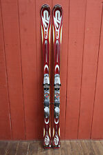 K2 Omni 4.5 Carving Skis 167 cm. with Marker M900 Demo Bindings