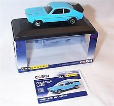 Ford Capri Mk1 RS3100 Olympic Blue new in box limited edition