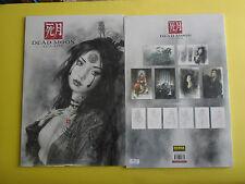 LUIS ROYO DEAD MOON  -PORTFOLIO SIGILLATO-contiene 12 litografie-NORMA EDITORIAL