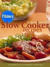 Pillsbury Doughboy Slow Cooker Recipes-ExLibrary