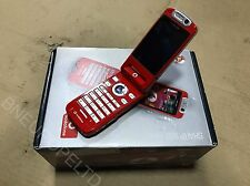 SHARP FERRARI EDITION 902 MOBILE CELL PHONE RED RARE EXCLUSIVE ITEM SIM FREE
