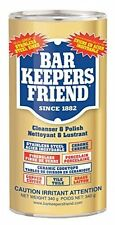 Bar Keepers Friend Cleaner 12oz Multi Surface