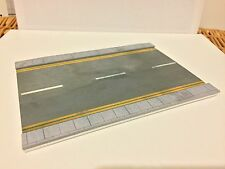 1/64 Scale Diorama Display Board Matchbox Hot wheels Mattel Model Car Roadway