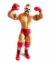 "WWE WWF TNA WRESTLING Classic Retrò heidenreich 6 ""Action Figure Toy"