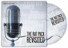 THE RATPACK ~ Revisited [Promo Release] ~ CD Album ~ NEW!
