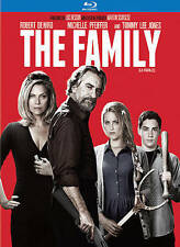 The Family / La famille (Blu-ray Disc, 2013, Canadian)