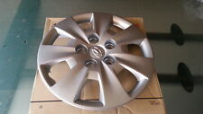 "HYUNDAI I30 2008-2011 15"" GENUINE BRAND NEW WHEEL HUB CAP"