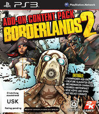 Sony PS3 Playstation 3 Spiel ***** Borderlands 2 DLC Pack ************NEU*NEW*18