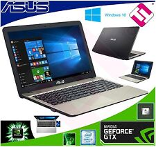 PORTATIL ASUS X541UV-XX038T CORE i5-6200U 8GB DDR4 NVIDIA 920MX 2GB W10 HDD 1TB