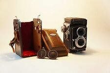 Very Nice Yashica C TLR Camera. Free Worldwide Shipping