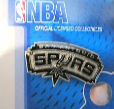 SAN ANTONIO SPURS NBA COLLECTIBLES  LOGO SPURS PIN OR TIE TACK