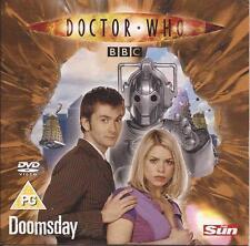 Doctor Who - DOOMSDAY - David Tennant, Billie Piper - DVD