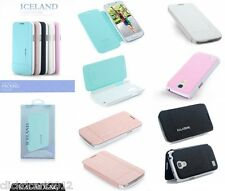 Kalaideng Iceland Flip PU Leather Case For Samsung Galaxy S4 i9500 i9505(White)