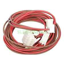 INDESIT iwdc6105 WASHING MACHINE Door Interlock + Lock & Drain Pump Wiring Loom