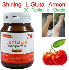 L Gluta Armoni Acerola Cherry Tomato Grape Seed Q10 Vitamin C White Bright Skin