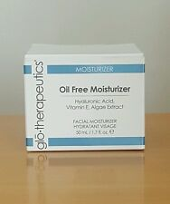 GLO THERAPEUTICS OIL FREE MOISTURIZER  1.7 OZ / 50 ML
