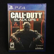 NEW!! SEALED !!! Call of Duty: Black Ops III (3) Nuketown Playstation (PS4 2015)