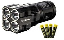 NiteCore Tiny Monster Special Long Throw Edition: TM26GT 770 yards /w Batteries