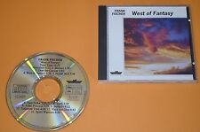 Frank Fischer - West Of Fantasy / Innovative Comm. 1991 / W. Germany / Rar
