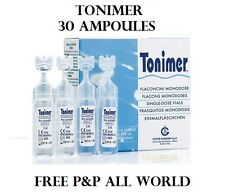 30 X TONIMER 5ml NaCl 0.9% / STERILE SALINE SOLUTION