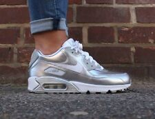 Nike air max 90 prem LTR GS Running Shoes Size 6.5 Youth = 8 Women