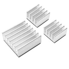 Aluminum Heatsink x3pcs Protect OverClocking Raspberry Pi 2 & Model B, B+. A+ 19