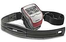 Garmin ForeRunner 305 GPS RUNNING Heart Rate Monitor Watch * NUOVA * velocità / distanza