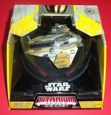 STAR WARS ULTRA TITANIUM - NEW - ANAKIN'S JEDI STARFIGHTER