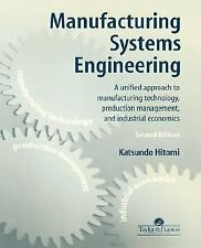 Manufacturing Systems Engineering: A Unified Approach to Manufacturing-ExLibrary