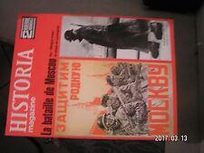 """** Historia Magazine 2GM n°30 Bataille de Moscou / Les """" Malgré nous """""""