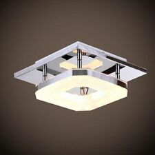 Modern LED Acrylic Chandelier Ceiling Light Fixture Flush Mount Home Decor